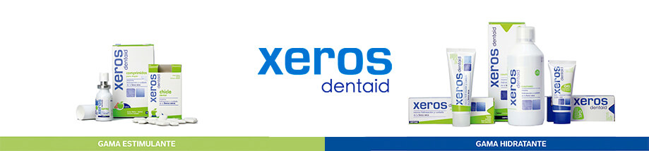 Productos Xeros Dentaid