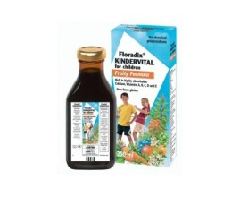 Comprar Floradix Kindervital Fruity 250ml