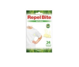 Comprar Repel Bite Natural citronela 24 parches