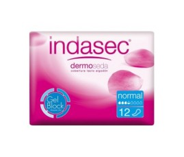 Comprar Indasec Normal 12uds