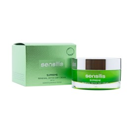 Comprar Sensilis Supreme Detox day cream SPF15+ 50ml