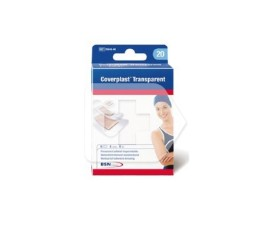 Comprar Coverplast transparentes 19x72mm 10uds
