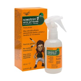 Comprar Neositrin 100% spray gel 100ml