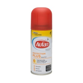 Comprar Autan Protection Plus spray seco 100ml