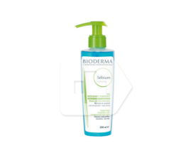 Comprar Bioderma Sébium gel moussant dispensador 200ml