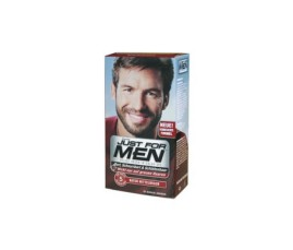 Comprar Just For Men gel colorante castaño oscuro para bigote y barba 30ml