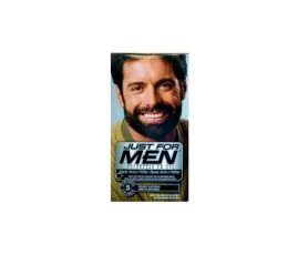 Comprar Just for Men gel colorante negro para bigote y barba 30ml