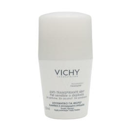 Comprar Vichy desodorante roll on piel sensible 50ml