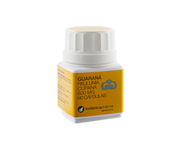 Comprar Botanicapharma Guarana 500 Mg. 60 Caps