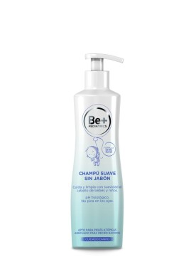 Comprar Be+ Pediatrics champú suave sin jabón 300ml