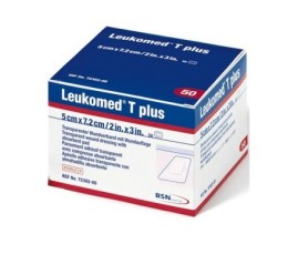 Comprar Leukomed T Plus apósitos 5x7,2cm 5uds