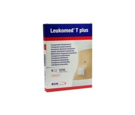 Comprar Leukomed T Plus apósitos 8x10cm 5uds