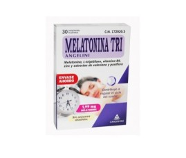 Comprar Angelini Melatonina Tri 30comp