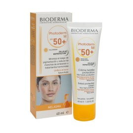 Comprar Bioderma Photoderm M SPF50+ crema color dorado 40ml