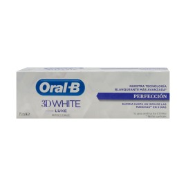Comprar Oral-B 3D White Luxe Perfección pasta 75ml