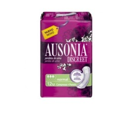 Comprar Ausonia Discreet normal 12uds