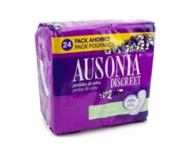 Comprar Ausonia Discreet normal 24uds