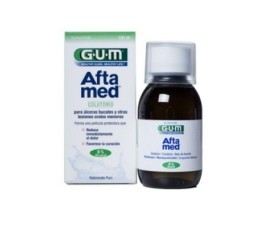 Comprar GUM Aftamed enjuague bucal 150ml