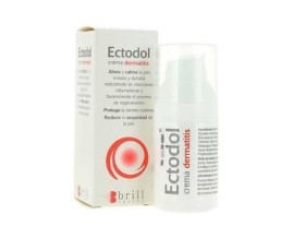 Comprar Brill Crema Anti Rojeces Dermatitis Ectodol 30ml