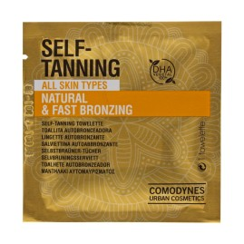 Comprar Comodynes Self-Tanning Natural & Uniform Color 8uds