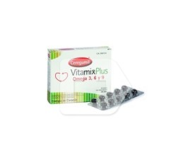 Comprar Ceregumil Vitamix plus 30cáps