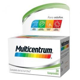 Comprar Multicentrum Select 50+ 30comp