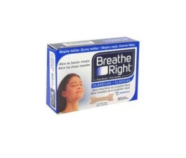 Comprar Breathe Right tiras nasales color pequeña-mediana 30uds