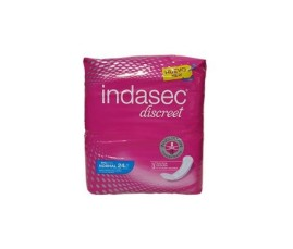 Comprar Indasec Normal 24uds