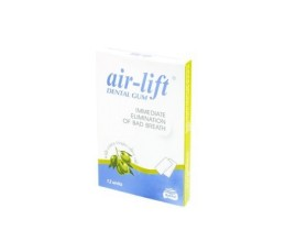 Comprar Air-lift chicles dentales 12uds