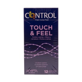 Comprar Control Le Climax Touch&Feel 12uds