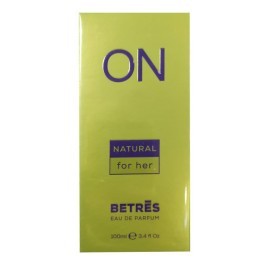 Comprar Betres On Perfume Natural Para Ella 100ml