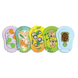 Comprar Ortopad Parche Ocular Happy Medium 20 U