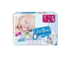 Comprar Chelino Fashion Love T4 9/15Kg 34uds