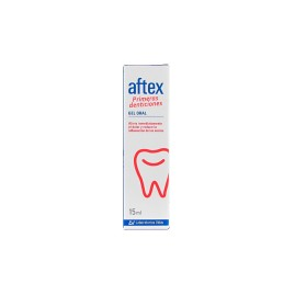 Comprar Aftex Primeras Denticiones 15ml
