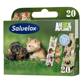 Comprar Salvelox Animal Planets 12X20