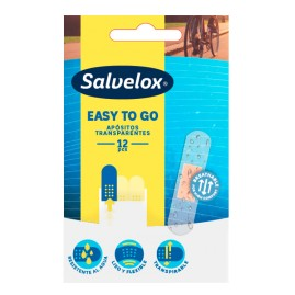 Comprar Salvelox Easy To Go 12 Unidades Transpar