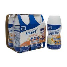 Comprar Ensure Nutrivigor sabor vainilla 4 botellas x 220ml