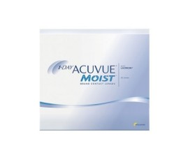 Comprar J&J 1-DAY 90PK ACUVUE MOIST 9.0 (+3.50)