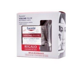 Comprar Eucerin Pack Volume-Filler Piel normal y mixta 50ml y Hyaluron-Filler Spf15+ 15ml
