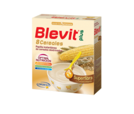 Comprar Blevit plus 8 cereales Superfibra 600g