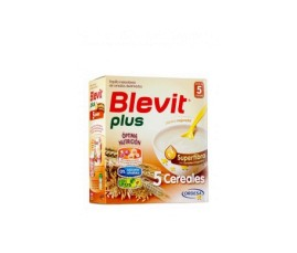Comprar Blevit plus 5 cereales Superfibra 600g