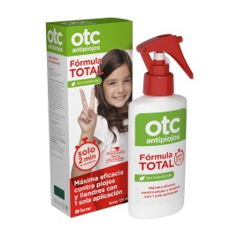 Comprar OTC Antipiojos Fórmula Total 2 minutos Spray 125ml