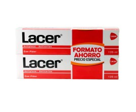 Comprar Lacer pasta dental anticaries 125ml DUPLO