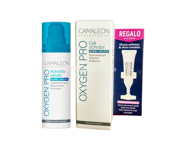Camaleon Oxygen Pro + Regalo Magic Serum