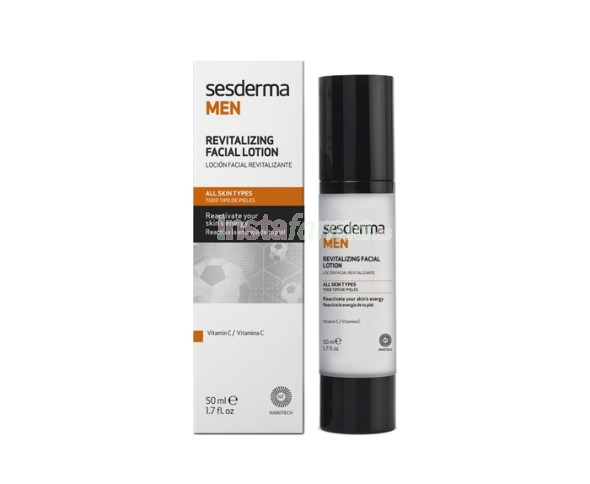 Sesderma Men Loción Revitalizante 50ml