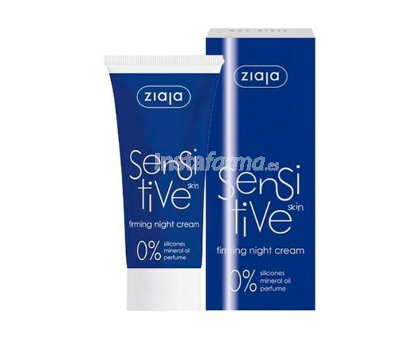 Ziaja Sensitive Firming Night Cream 50ml