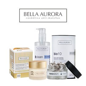productos bella aurora
