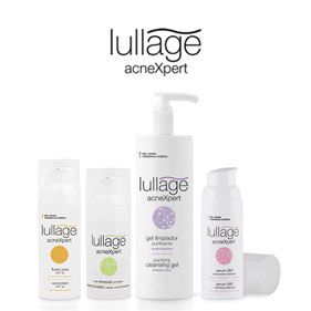 productos lullage acnexpert